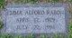 Emma <I>Alford</I> Rabon