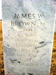"James Wilford ""Jim"" Brown, Jr"
