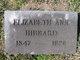 Elizabeth Ann <I>Jerulman</I> Hibbard
