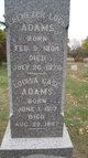 Ebenezer Lock Adams