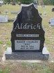 """Profile photo:  Bruce Charles """"Bird"""" Aldrich"""