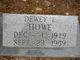 Dewey Lee Howe