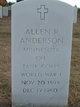 Profile photo:  Allen Raymond Anderson