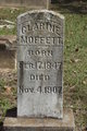 "Elizabeth Clarinda ""Clarine"" <I>Griffin</I> Moffett"