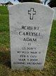 Robert Carlysle Adam