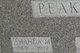 Amanda May <I>Vroman</I> Peak