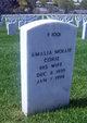 "Profile photo:  Amalia ""Mollie"" Coriz"