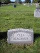 Profile photo:  Mary <I>Peel</I> Blackmur