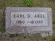 Profile photo:  Earl D Able