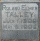 Roland Elmer Talley