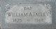 William Albert Talley