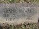 Frank William Wade