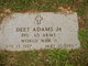 Deet Adams, Jr