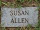 Profile photo:  Susan A Allen