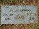 Profile photo:  Lucille Arwood