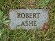 Profile photo:  Robert Ashe