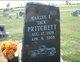 "Harley Eugene ""Jack"" Pritchett"