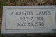 Profile photo:  A Grinell James