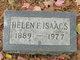 Helen Isaacs