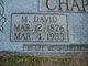 M David Chappelle