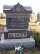 "Johann Georg ""George"" Bender, Sr"