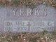 Ida Mae <I>Brown</I> Yerks