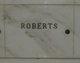 John B Roberts