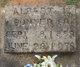 Profile photo:  Albert W Bonner, Sr