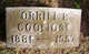 Orrille P. Coolidge