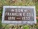 Franklin E. Cox