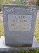 H. F. Cox