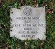 """Profile photo: Sgt. William M. """"Willis"""" Vest"""