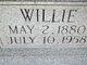 Profile photo:  Willie Mae <I>McAdams</I> Bishop