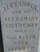 Alexander Arismendy