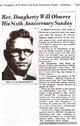 Rev Ernest K. Dougherty, Sr