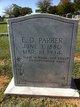 E.D. Parker