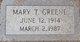 Mary T. Greene