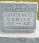 Catherine G <I>Couton</I> Curtis
