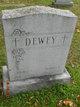 Profile photo:  Frances I <I>Bauerle</I> Dewey