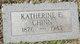 Profile photo:  Katherine E Chinn