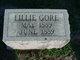Lillie Belle Gore