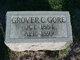 Grover Cleveland Gore