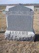 Mary Ann <I>Lykins</I> Adams