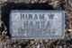 Hiram Wommack Hanna