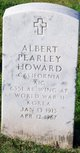 Profile photo:  Albert Pearley Howard