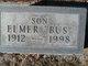 """Elmer D. """"Bus"""" Koerner"""
