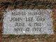 John Lee Orr