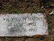 William Wilton Harris