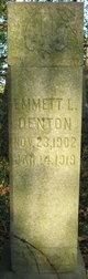 Emmett L. Denton