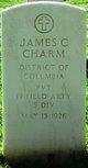 Profile photo:  James C Charm